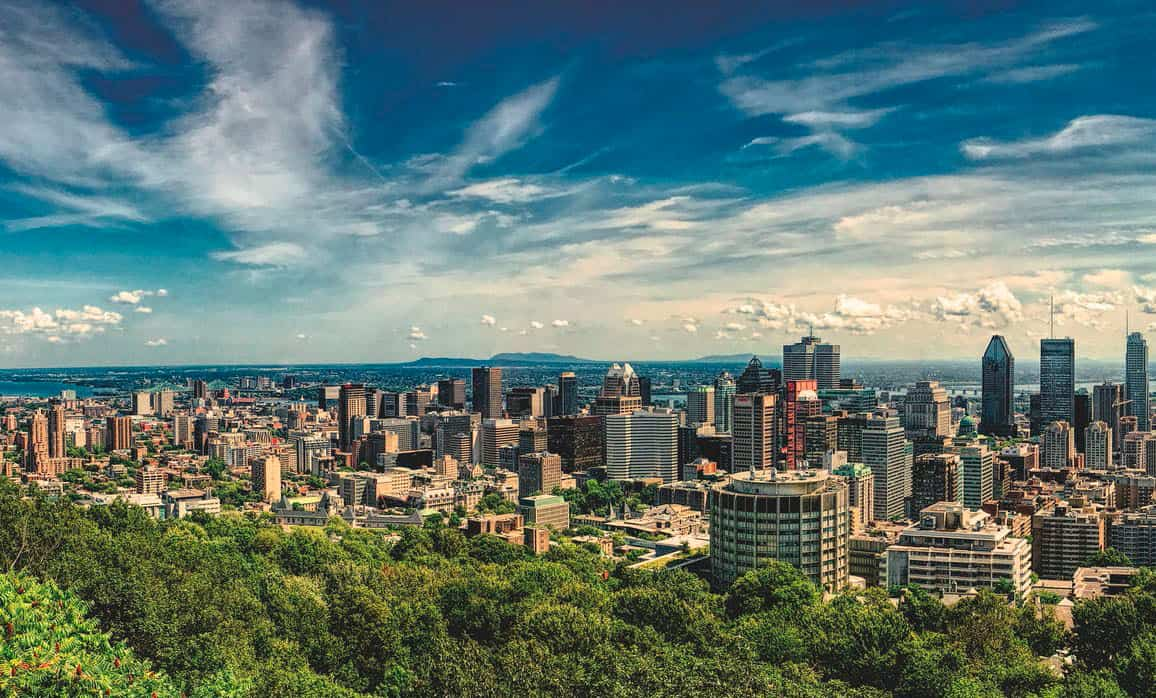Greater Montreal Area