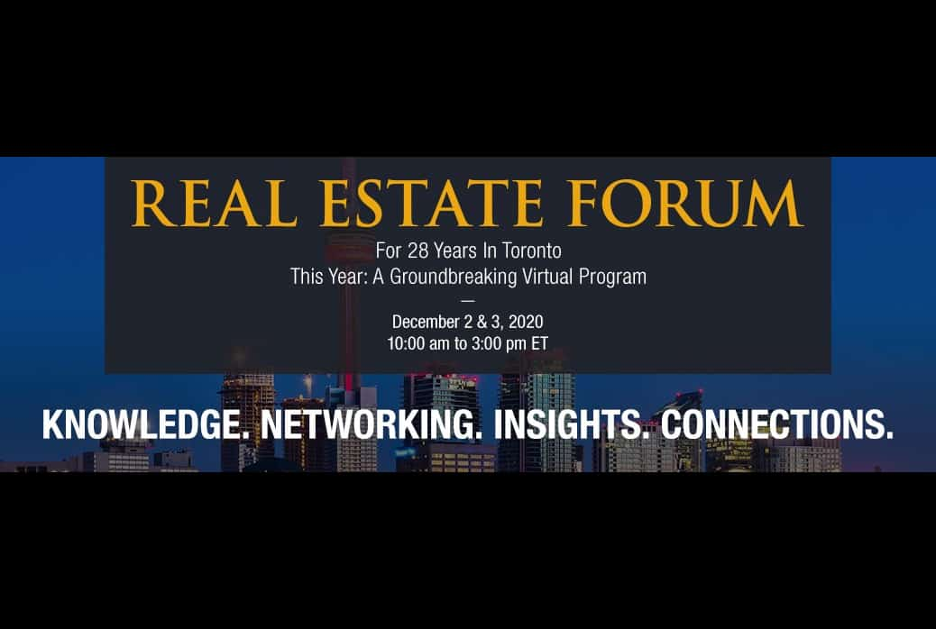 PURE at the Toronto Real Estate Forum